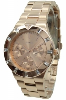 Guess Uhr Damenuhr Multifunktion W16017L1 Glister
