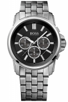 Hugo Boss Black Uhr Uhren Herrenuhr Chronograph 1513046...