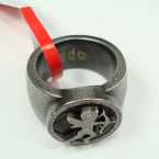 edc by Esprit Ring Damenring 4400542 Size 57 Gr.18,1