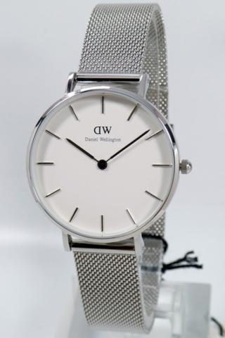 uhren-onda.de Daniel Wellington Uhr Uhren Damenuhr DW00100164 Classic Petite Sterling