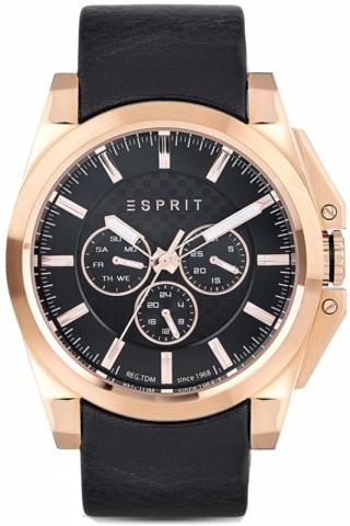 uhren-onda.de Esprit Uhr Uhren Herrenuhr Multifunktion ES108711002 TP10871 Night