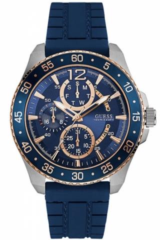 uhren-onda.de Guess Uhr Uhren Herrenuhr Multifunktion W0798G2