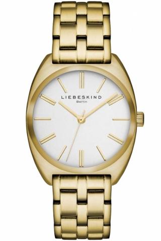 uhren-onda.de Liebeskind Berlin Uhr Uhren Damenuhr LT-0006-MQ Metal goldfarben