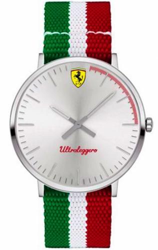 uhren-onda.de Scuderia Ferrari Uhr Uhren Herrenuhr 0830333 Ultraleggero
