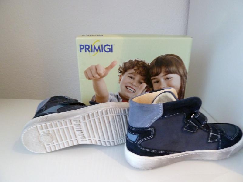 e87b03f8b36204 ... Primigi Schuhe Kinderschuhe Sneaker Leder Blau 51291 77 Gr.37 ...