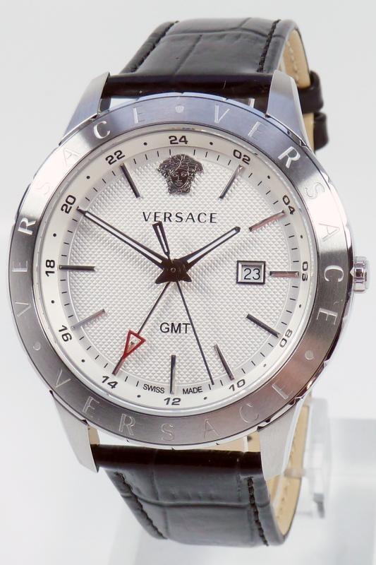 Uhr Vebk00918 Univers Versace Herrenuhr Uhren 3jLR54A