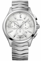 Ebel Herrenuhr Chronograph 1216340 Wave Men