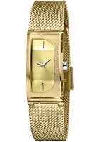 Esprit Uhr Uhren Damenuhr ES1L015M0025 Houston Lux gold