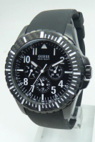 Guess Uhr Herrenuhr Multifunktion W10261G1 Rogue