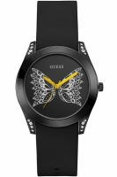 Guess Uhr Uhren Damenuhr W0023L10 TIME TO GIVE