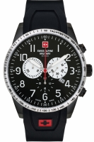 Swiss Alpine Military by Grovana Herrenuhr Chronopgraph 7082.9877