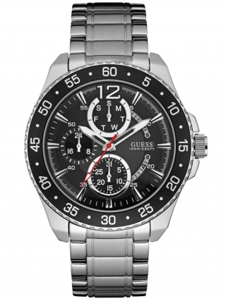 Guess Uhr Uhren Herrenuhr Multifunktion W0797G2