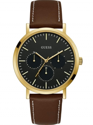 Guess Uhr Uhren Herrenuhr Multifunktion W1044G1